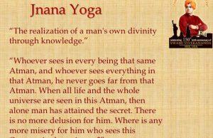 jnana marga hinduism