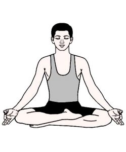 Udgeet pranayam for sound sleep